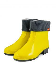Women's short  boots insulated A203